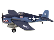 "ESM F6F Hellcat Color F 72"" Wingspan RC Model Airplane"