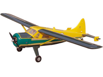 ESM DHC-2 Beaver Color A Green/Yellow 95""