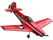 "ECOMRC Zlin Z-526 AFS Color A Red 82"" Wingspan Model ARF"