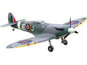 "ESM Spitfire Camouflage Color F 50cc 89"" Wingspan Model ARF"