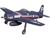 "ESM F8F Bearcat P-Tail Color B 71"" Wingspan Model ARF"