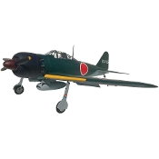 A6M5 Zero Fighter Scale RC Plane
