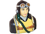 ESM 1/6 Scale American WWII Pilot